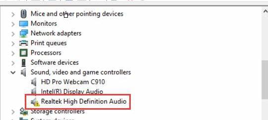 Gestione audio realtek hd scarica