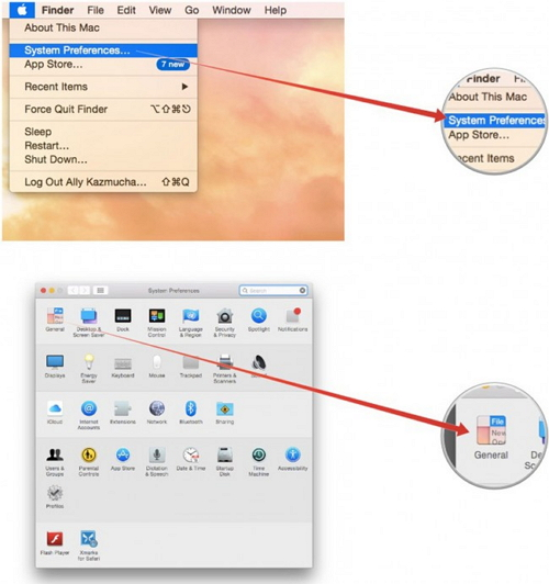 connect iPhone to Mac - Use Continuity step 3
