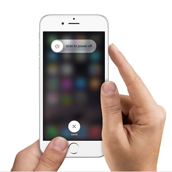 Force Restart to fix iPhone touch screen not working issue