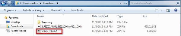 samsung odin mode-download odin flash tool