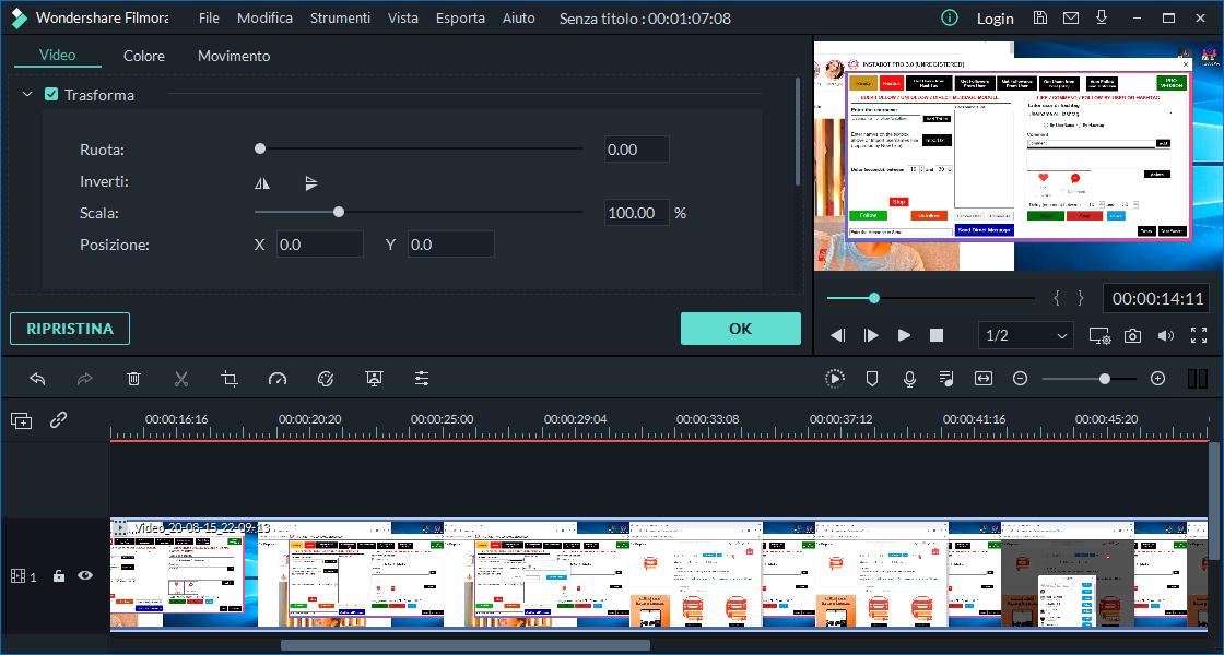 Modificare E Regolare Colore In Un Video Softstore Sito