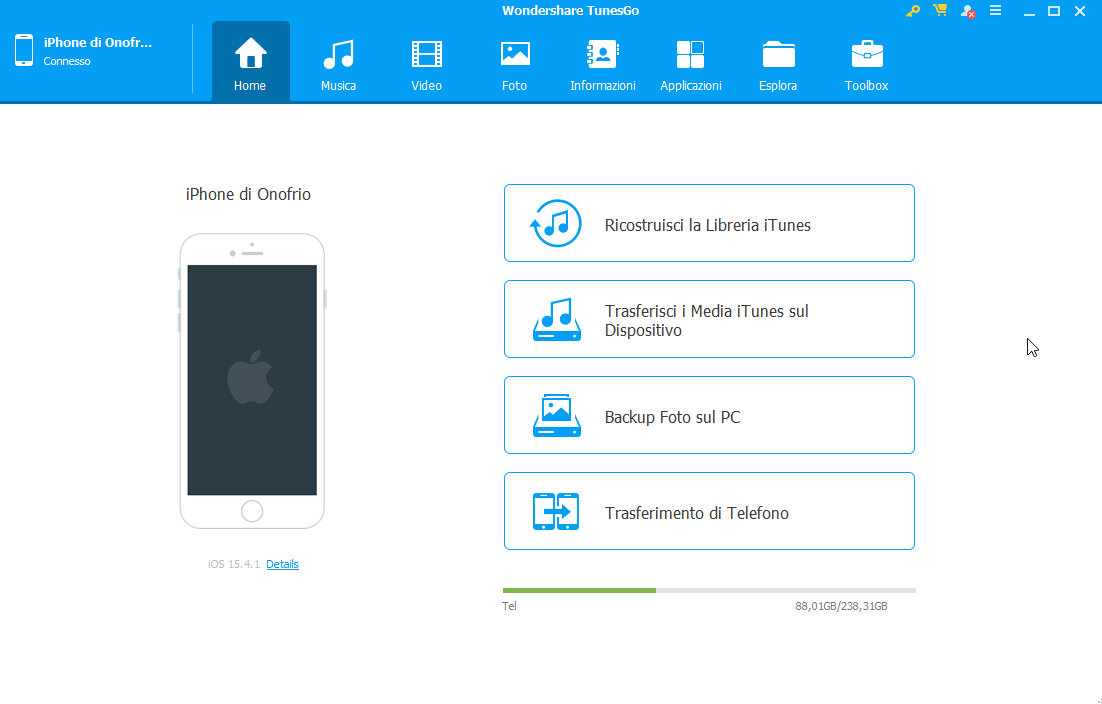 Copiare Rubrica iPhone su PC con/senza iTunes