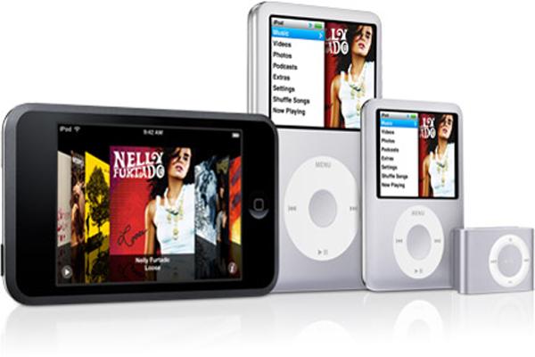 musica su ipod nano senza itunes