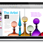 Convertire PDF in iWork Pages su Mac
