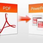 Da PDF a Powerpoint