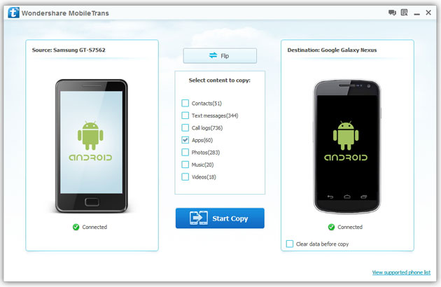 android-to-android-apps