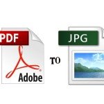 Come Convertire PDF in JPEG