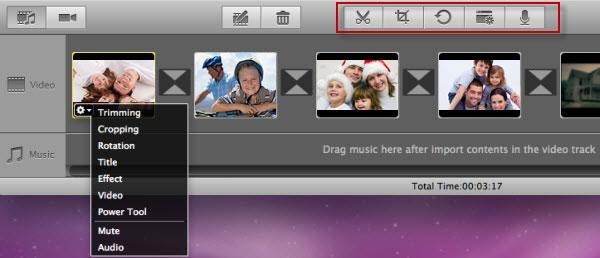 mac video editor AVS