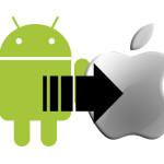 Trasferire Foto da iPhone su Android