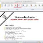 Salvare Foto in PDF