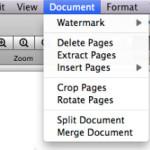 Aggiungere una Pagina ad un File PDF