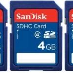 Recuperare Foto da Memory Card Sandisk