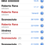 chiamate iphone