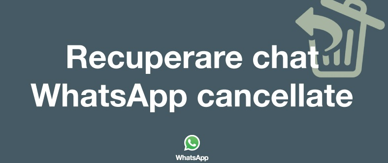 come recuperare messaggi whatsapp cancellati iphone 7 Plus
