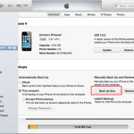 Come Fare Backup iPhone e iPad prima dell'aggiornamento iOS