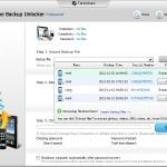 Sbloccare Backup iTunes Protetto da Password