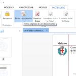 Inserire Firma Digitale Certificata in File PDF