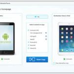 Trasferimento Dati tra HTC e iPad