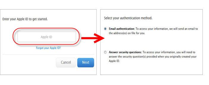 Come Recuperare Password iCloud
