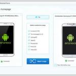 Trasferire dati dal Galaxy Note a Galaxy Note