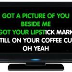 Fare Karaoke sulla TV