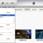Come Importare Video su iTunes