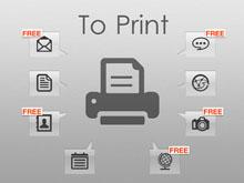 stampare messaggi iphone
