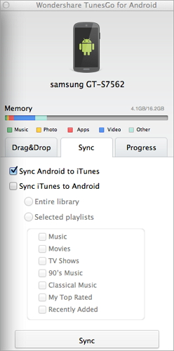 sync-android-to-itunes