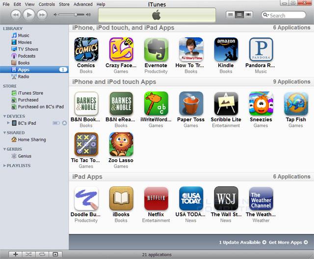 Trasferire Applicazioni Da Iphone A Itunes E Da Itunes A