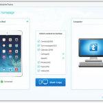 Fare Backup iPad prima di aggiornare iOS
