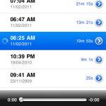 Ripristinare Memo Vocali Cancellati su iPhone