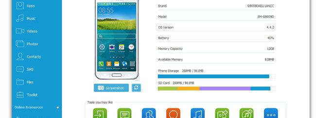 Collegare E Gestire Samsung Galaxy Da Pc O Mac Softstore