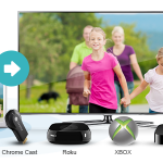 Trasmettere Video da PC a Xbox, AppleTV, PS3, Roku, Chromecast
