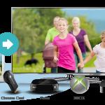 Trasmettere Video da PC a Xbox, AppleTV, PS3, Roku, Chromecast
