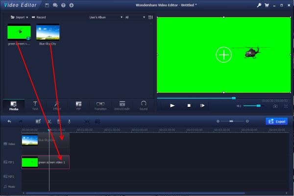 Come Applicare Effetto Schermo Verde Chroma Key Softstore Sito