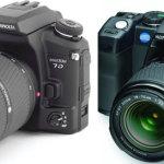Recuperare Foto da Fotocamera Minolta