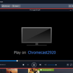 Streammare Video Locali in TV tramite Chromecast