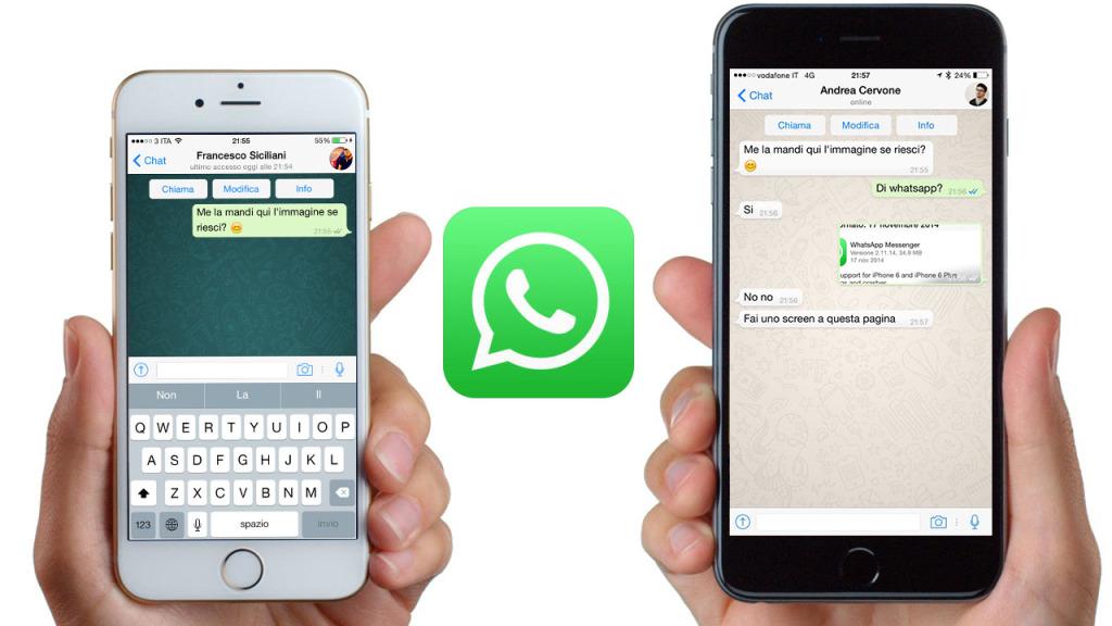 scaricare whatsapp su iphone x