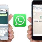 Trasferire Messaggi Whatsapp da iPhone a iPhone