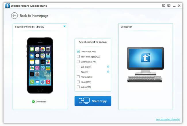 Parte 1: Trasferire i Contatti da iPhone a iPhone con iCloud