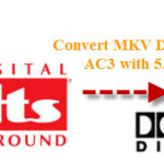 Convertire DTS in AC3 o MP3
