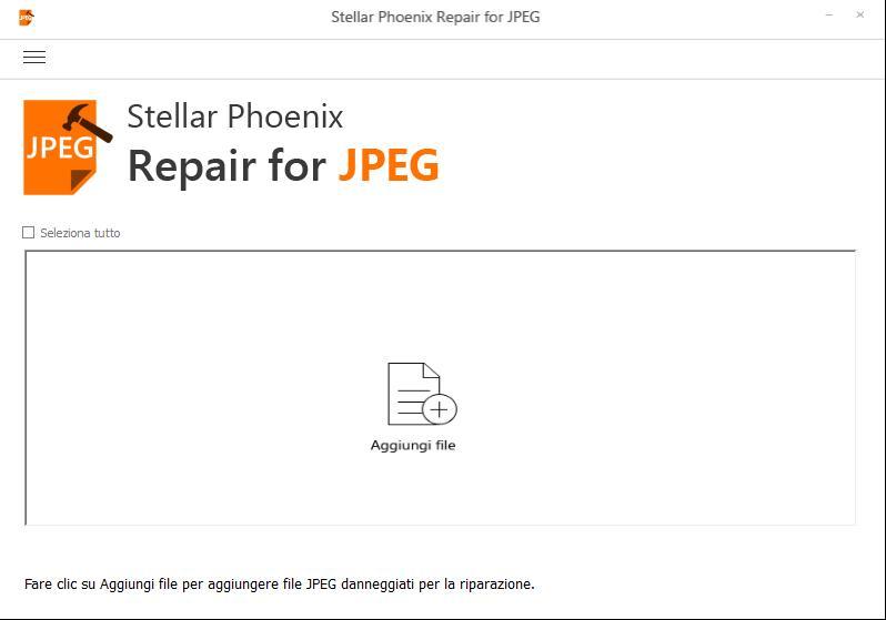 jpeg-repair-schermata