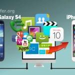 iPhone X/8/7/6S Transfer: Trasferire Dati da Android a iPhone X/8/7/6S