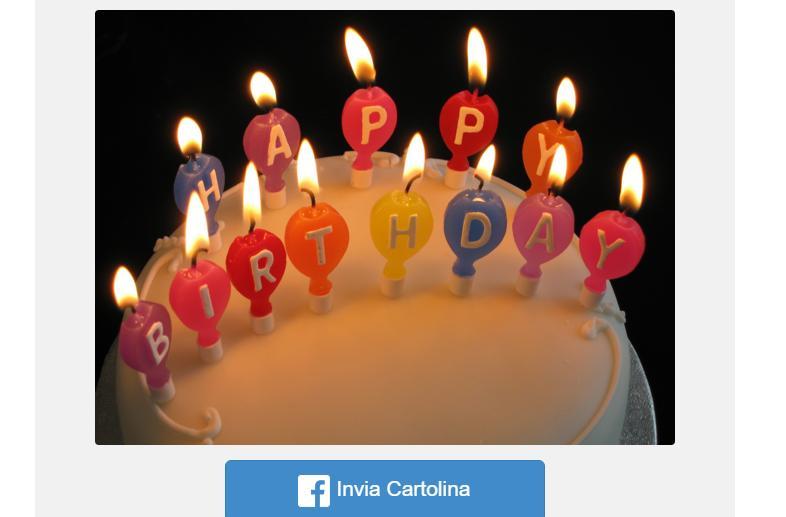 Popolare App per Inviare Auguri (Compleanno, Natale) via Facebook  RZ25