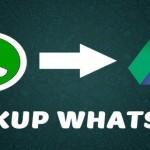 Fare Backup e Ripristino Whatsapp con Google Drive