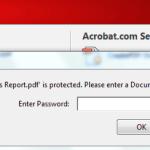 Rimuovere Password PDF su Mac e Windows