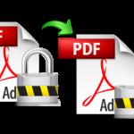 Come Sbloccare PDF