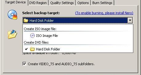 masterizzatore dvd protetti