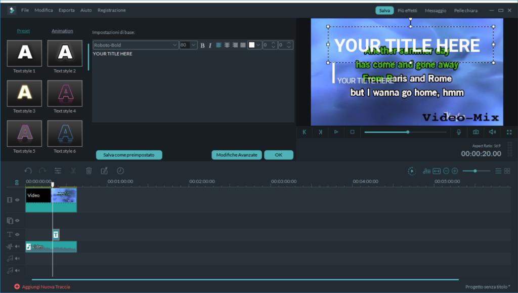 Come creare e montare video del matrimonio softstore for Programma per creare casa in 3d gratis