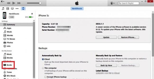 Esportare iBooks su PC e Mac   SoftStore – Sito Ufficiale